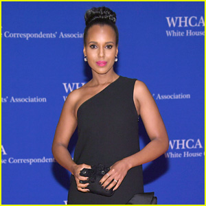 Kerry Washington Pregnant, Expecting Second Child with Nnamdi Asomugha (Report)