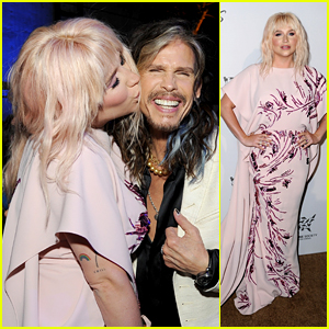 Kesha & Steven Tyler Perform at Humane Society Gala