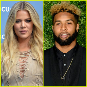 Khloe Kardashian & NFL Star Odell Beckham Jr. Party Together on Memorial Day (Photos)