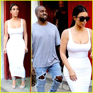 Kim Kardashian & Kanye West Continue Family Cuba Trip