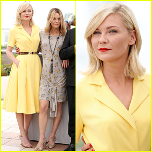 Kirsten Dunst & Vanessa Paradis Get to Work at Cannes 2016 with Jury Photo Call!