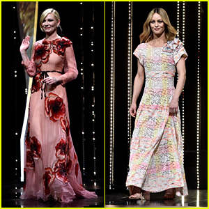 Kirsten Dunst & Vanessa Paradis Join Jurors at Opening of Cannes Film Festival 2016