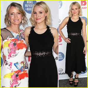 Kristen Bell Sneaks Into Her Daughters Rooms To Smell Them!