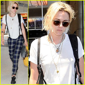 Kristen Stewart Steps Out After Hanging with Rumored Ex Alicia Cargile