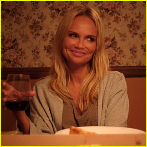 Kristin Chenoweth Embarrases Her Son in 'Hard Sell' Clip (Exclusive)