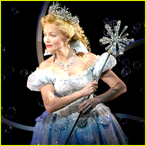 Kristin Chenoweth Reveals Her Picks for 'Wicked' Movie Stars