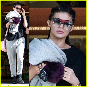 Kylie Jenner Makes Rap Debut With Track Feature - Listen Now!