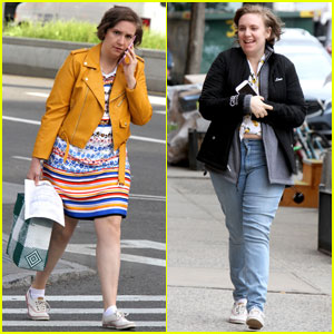 Lena Dunham Mourns 'Girls' Co-Star Nick Lashaway