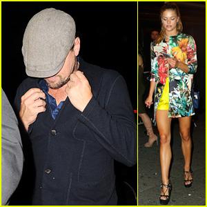 Leonardo DiCaprio Parties at Same Club as Nina Agdal, Rihanna & More