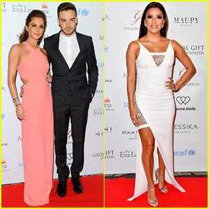 Liam Payne & Cheryl Fernandez-Versini Make Red Carpet Debut as a Couple!