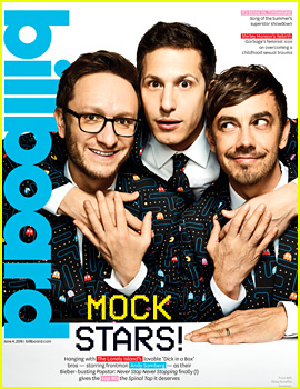 The Lonely Island Guys Talk About Judd Apatow's Full Frontal Scene in 'Popstar'