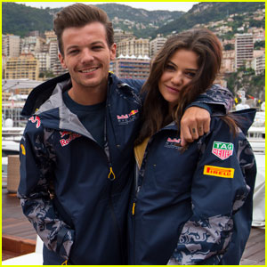 Danielle Campbell And Louis Tomlinson