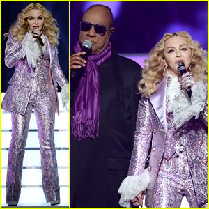 Madonna & Stevie Wonder's Billboard Music Awards 2016 Prince Tribute - Watch Now