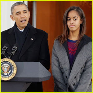 President Obama's Daughter Malia to Attend Harvard in Fall 2017