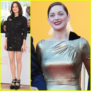 Marion Cotillard Brings 'From the Land of the Moon' to Cannes