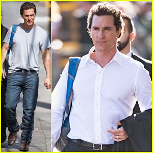 Matthew McConaughey's 'Free State of Jones' Moves To June!