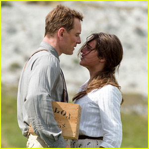 Michael Fassbender & Alicia Vikander Become Parents in 'Light Between Oceans' Trailer
