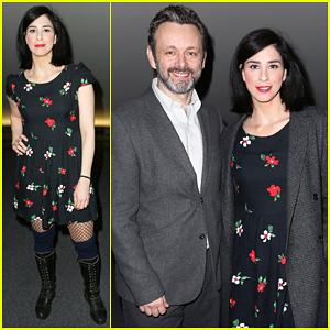Michael Sheen Is Okay With Sarah Silverman Using Their Sex Life In Her Comedy