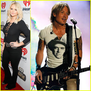 Miranda Lambert & Keith Urban Rock Out at iHeartCountry Festival 2016 in Austin