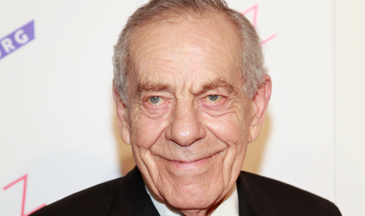 Morley Safer Dead – Famed '60 Minutes' Journalist Passes Away at 84 | Morley Safer, RIP : Just Jared