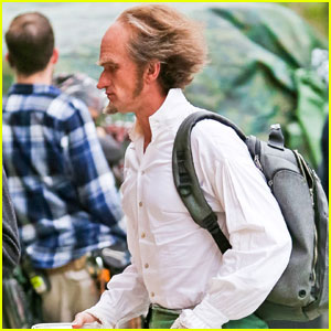 Neil Patrick Harris is Unrecognizable While Filming 'A Series of Unfortunate Events' for Netflix