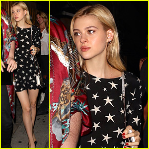 Nicola Peltz Is the Shining Star for Nice Guy Night Out