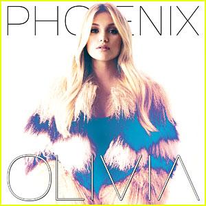 Olivia Holt Drops Debut Single 'Phoenix' Exclusively On JustJared.com - Full Audio & Lyrics!