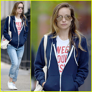 Olivia Wilde Reacts to Acquittal of Freddie Gray Arresting Officer