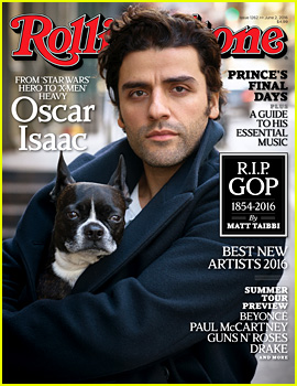 Oscar Isaac Speaks Out Against Donald Trump in 'Rolling Stone'