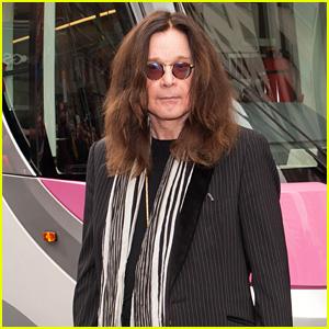 Ozzy Osbourne Emerges After Daughter Kelly Tweets Alleged Mistress' Phone Number