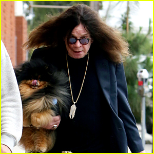 Ozzy Osbourne Spotted After Reports He'd Gone Missing