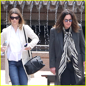 Ozzy Osbourne Steps Out with Rarely Seen Daughter Aimee
