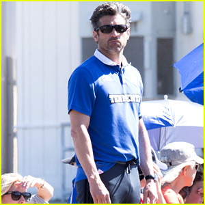 Patrick Dempsey Is the Ultimate Soccer Dad!