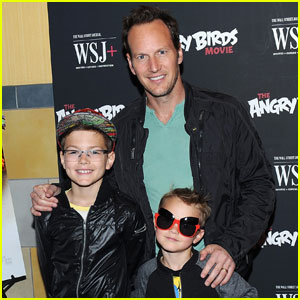 Patrick Wilson & Rachel Dratch Screen 'Angry Birds' in NYC