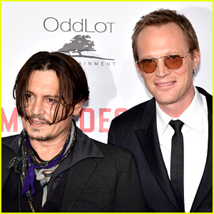 Paul Bettany Defends Johnny Depp from Amber Heard's Claims