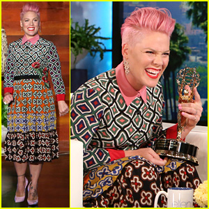 Pink Says She & Carey Hart Are 'Due' For Another Break