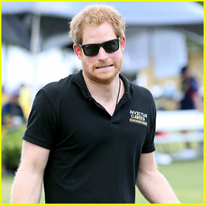 Prince Harry Kicks Off More Events at Invictus Games