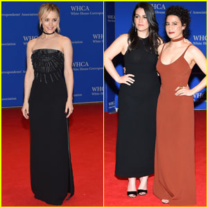 Rachel McAdams Steps Out for White House Correspondents' Dinner 2016 With 'Broad City' Girls