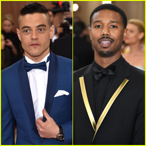 Rami Malek & Michael B. Jordan Are Two of the Sharpest Dressers at Met Gala 2016