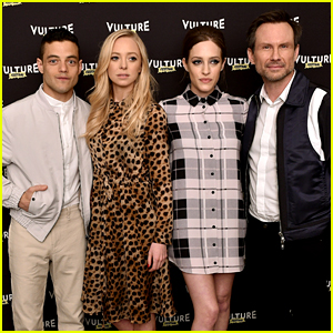 Rami Malek Joins 'Mr. Robot' Cast for Vulture Festival Panel