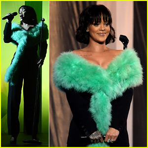 Rihanna Goes Vintage for Billboard Music Awards 2016!