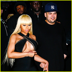 Rob Kardashian Writes Sweet Mother's Day Note to Pregnant Fiancee Blac Chyna