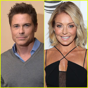 Is Rob Lowe Joining 'Live! With Kelly' as Her New Co-Host?