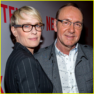 Robin Wright Demanded Equal Pay as Kevin Spacey on 'House of Cards'