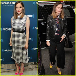 Rose Byrne Takes NYC By Storm for 'Neighbors 2' Promo