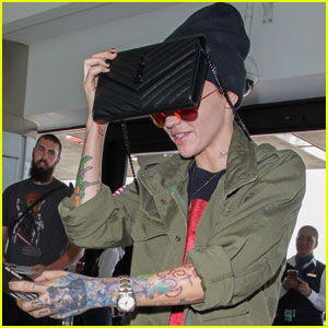 Ruby Rose Kicked Out of Restaurant for Throwing Fries