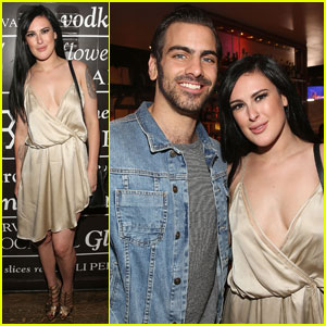 Rumer Willis Parties With the 'Dancing With the Stars' Finalists