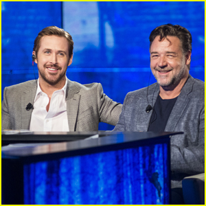 Ryan Gosling & Russell Crowe Get Yelled At For Not Promoting 'The Nice Guys' Right - Watch Video!