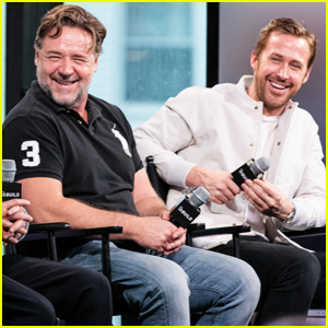 Ryan Gosling Walks Out of Interview with Russell Crowe