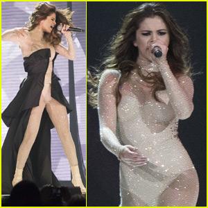 Selena Gomez Reveals How She Got Ready for Her World Tour